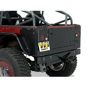 Warrior Products S908D Tailgate Cover 87-95 Wrangler (YJ)