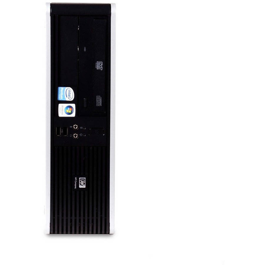 Refurbished HP DC5800 Desktop PC with Intel Core 2 Duo Processor 4GB Memory 1TB Hard Drive and Windows 10 Pro