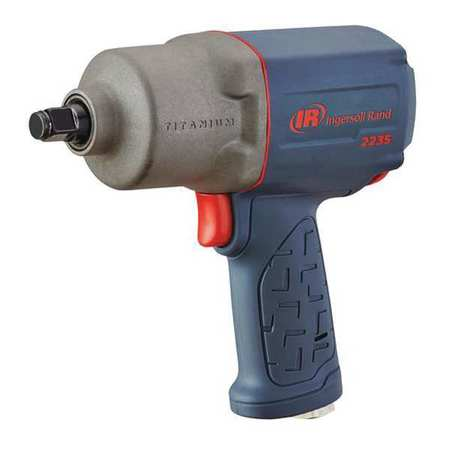 Air Impact Wrench,1/2 In. Drive
