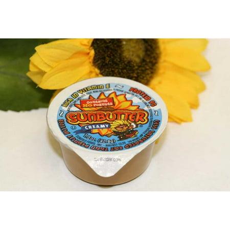 SunButter Sunflower Seed Spread, PC, 1.1 Ounce -- 200 per case. Sunflower Seed Butter