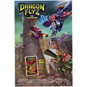 Dragon Flyz Movie Poster (11 x 17)