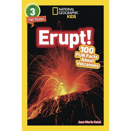 National Geographic Readers: Erupt! 100 Fun Facts About Volcanoes](Facts About The History Of Halloween)