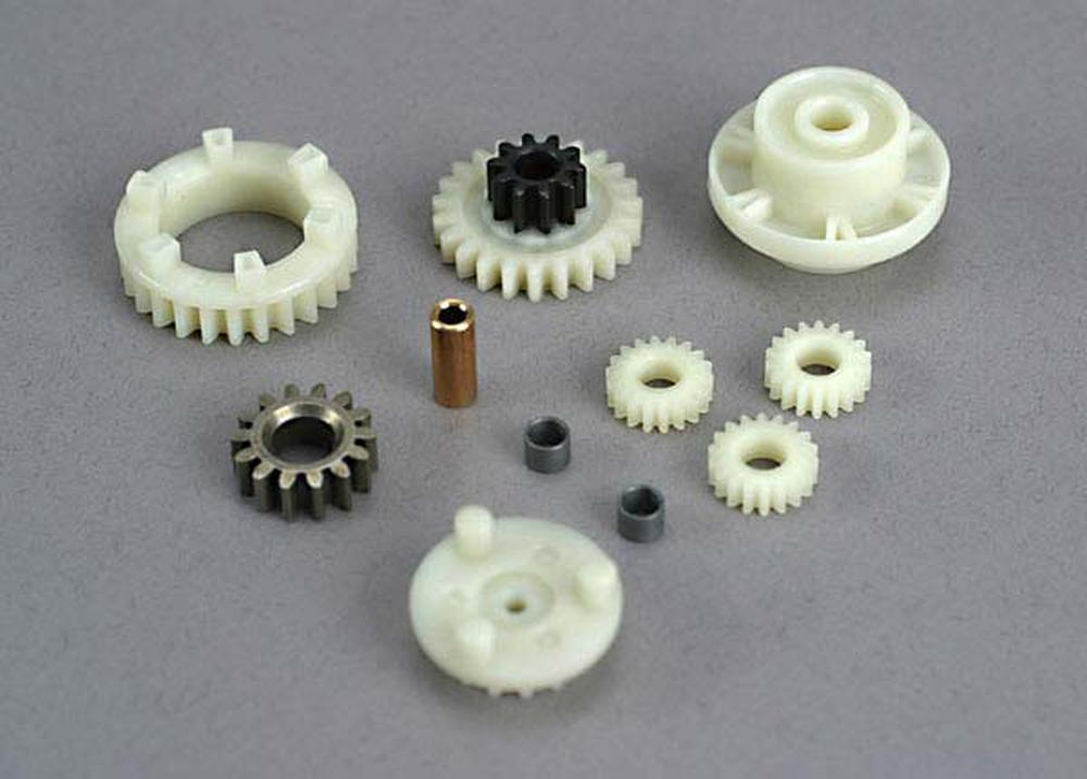 Hobby Rc Traxxas Tra5276 Gear Set Complete Ez-Start 2.5 Replacement Parts by TRAXXAS