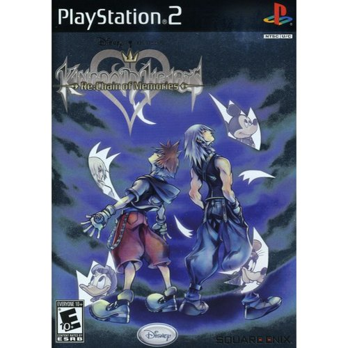 Kingdom Hearts: RE Chain of Memories - Playstation 2