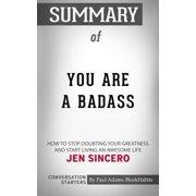 Summary of You Are a Badass - eBook
