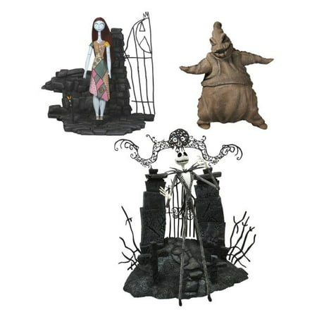 Nightmare Before Christmas Jack Skellington Select Action Figure
