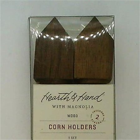 Hearth & Hand Wooden Corn Holders - 1 set ()