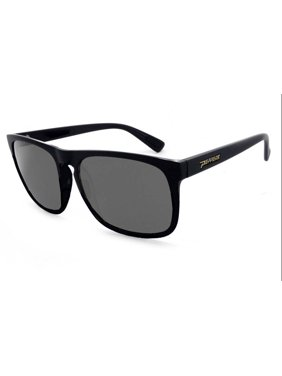 6c0f4f37c8e Product Image Peppers Polarized Sunglasses Yoka Matte Rubberized Black with Smoke  Lens