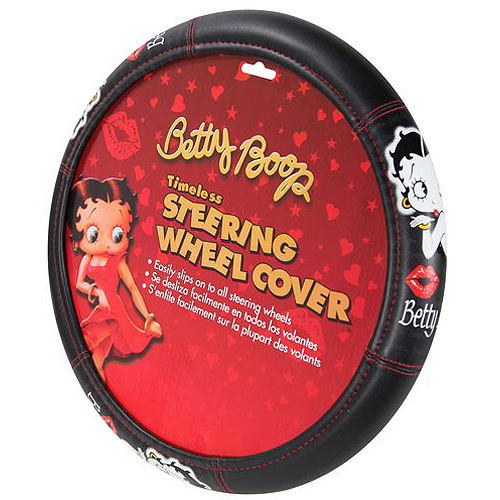 Betty Boop Timeless Steering Wheel Cover