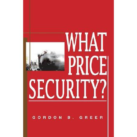 What Price Security? - eBook](bitdefender total security cheapest price)
