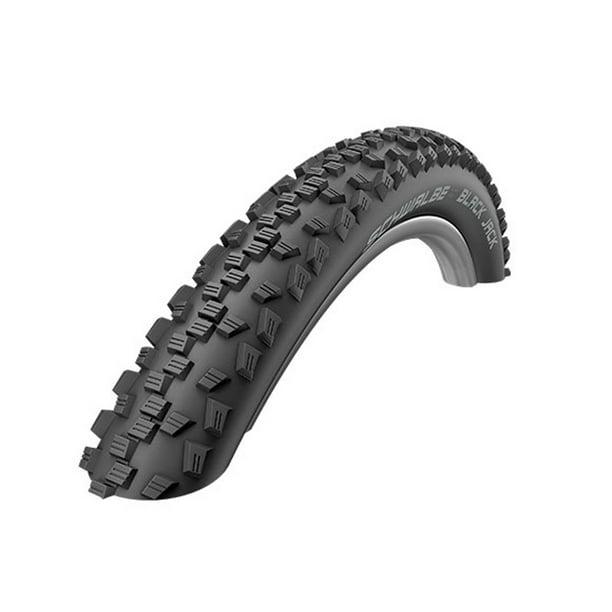 "2 x Schwalbe Black Jack K Guard MTB Tyres 26/"" x 2.10/"""