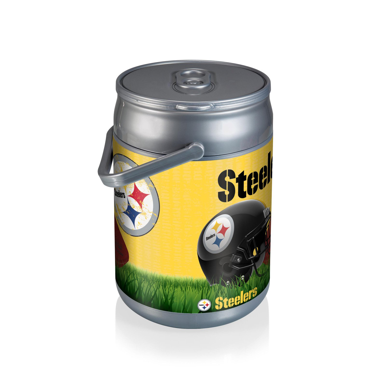 Picnic Time Can Cooler, Pittsburgh Steelers Digital Print