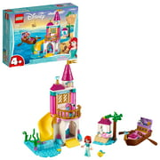 LEGO Disney Princess Ariel's Seaside Castle Building Set 41160