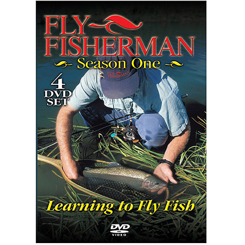 Learning to Fly Fish, 2009, 4 DVD Set
