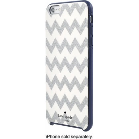 new styles 509ba 8a4b2 Kate Spade New York Hard Shell Case For Iphone 6 Plus 6S Plus - Chevron