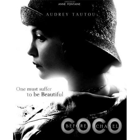 Coco Avant Chanel  2009  27X40 Movie Poster