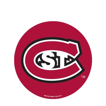 "St. Cloud State Huskies WinCraft 5"" Die-Cut Car Magnet - No Size"