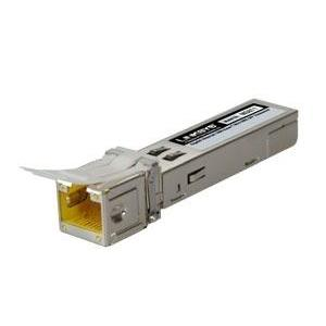 Cisco Gigabit Ethernet 1000 Base-T Mini-GBIC SFP Transceiver 1 x 1000Base-T by Cisco