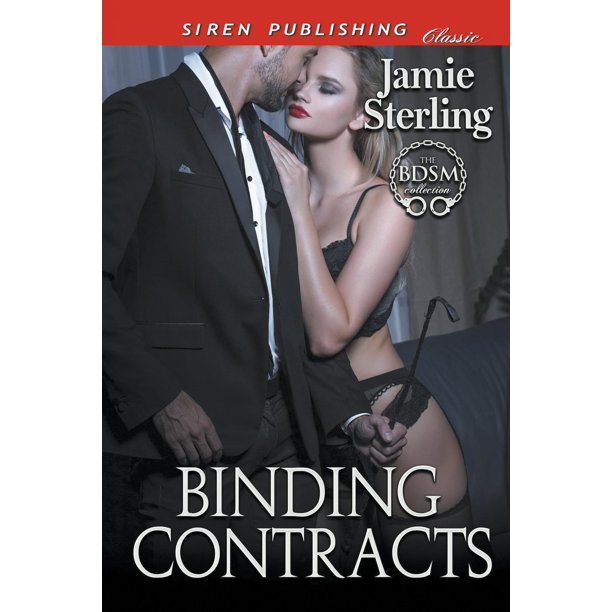 Binding Contracts (Siren Publishing Classic) (Paperback