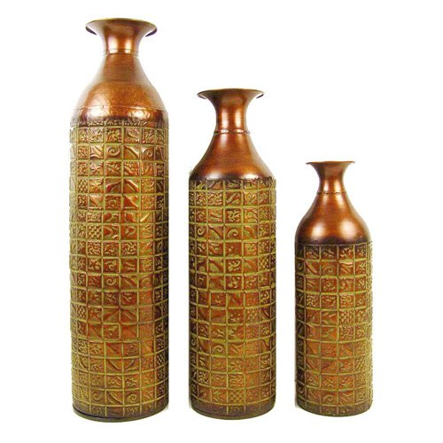 Firefly Vase - Set of 3