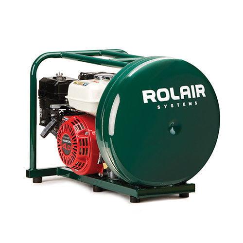 Rolair GD4000PV5H 4.5 Gallon 118cc 3.5 HP Pancake Air Compressor by Rolair Compressors