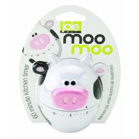 Joie MSC Moo Moo Cow 60 Minute Kitchen Timer