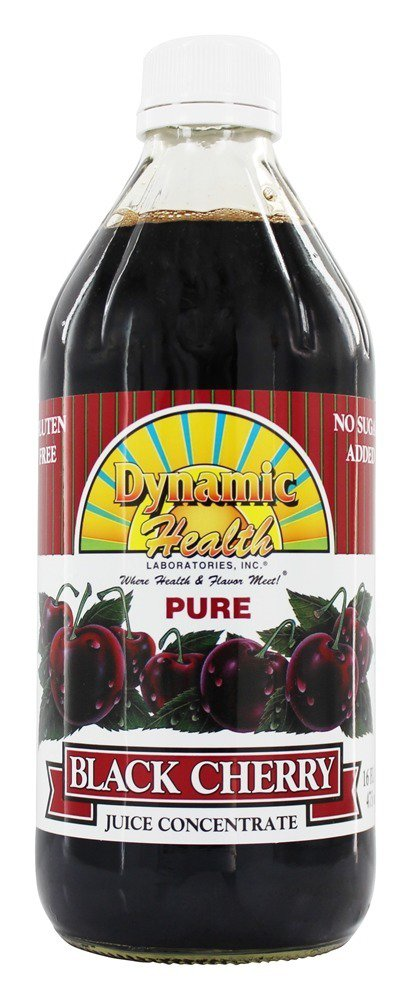 Dynamic Health Black Cherry Juice Concentrate, 16 oz by Generic