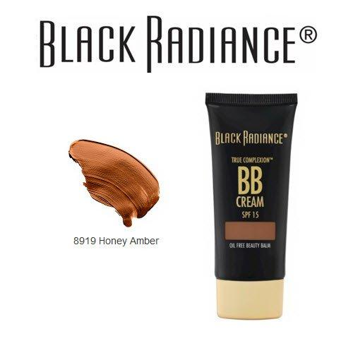 Black Radiance True Complexion BB Cream 8919 Honey Amber