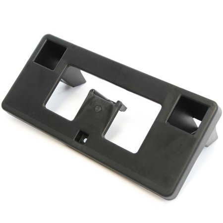 Red Hound Auto Front License Plate Bumper Mounting Bracket Compatible with Honda Accord 2006-2007 4 Door Frame Holder (fits 4 Door Sedan models only, will not fit Coupe models) 4 Door Sedan Models