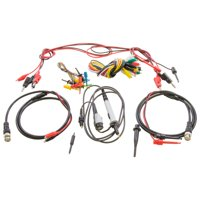 Test Lead Kit with 60MHz Scope Probe, BNC to Alligator, BNC to IC Test Hook