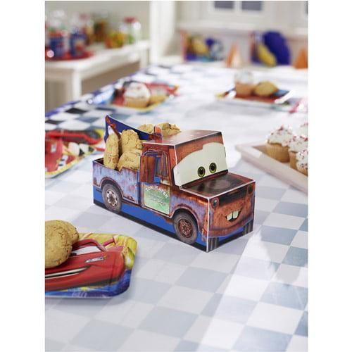 Hallmark Party Disney Cars Snack Caddy
