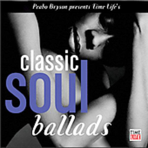 Peabo Bryson Presents Time Life's Classic Soul Ballads