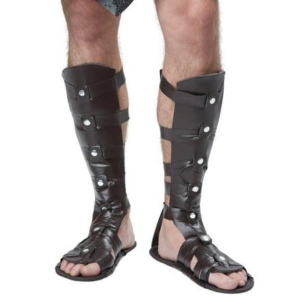 Gladiator Sandals - Mens Roman Gladiator Sandals