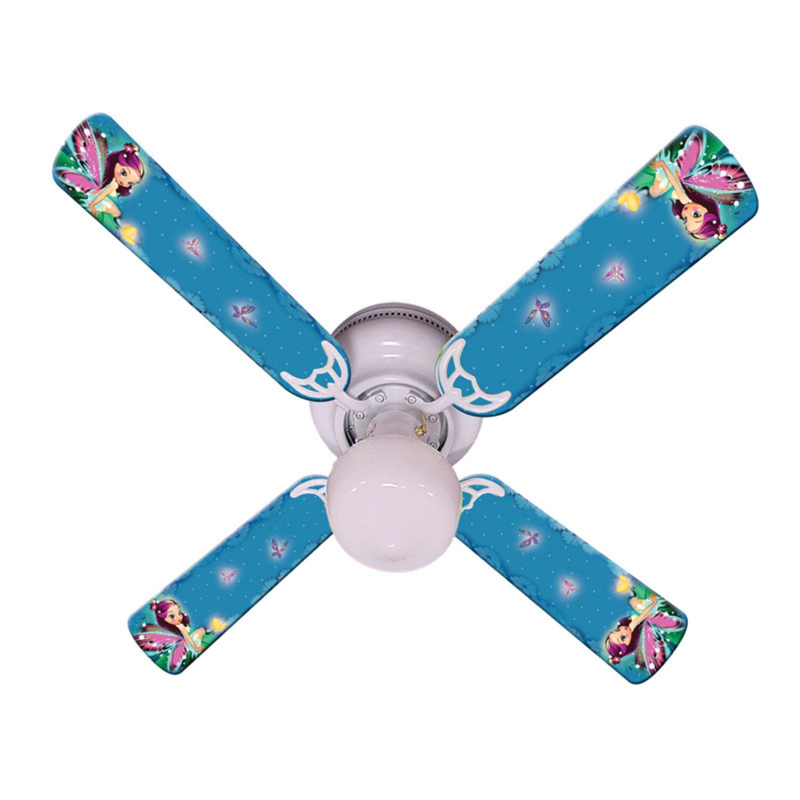 Ceiling Fan Designers Magical Fairy Indoor Ceiling Fan Walmart