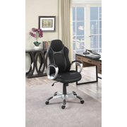 Simple Relax High Back Office Chair, Black