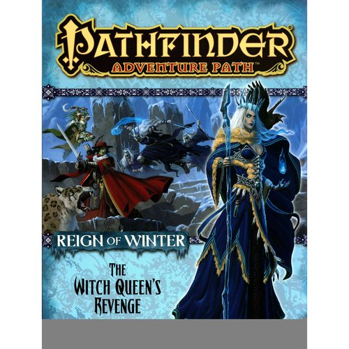 Reign of Winter - the Witch Queen? Revenge