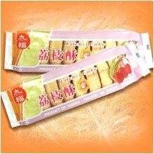 Nice Choice - Litchi Cake 8Oz (Pack of 2) ()