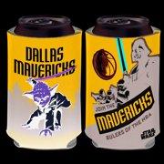 Dallas Mavericks WinCraft Star Wars Yoda 12oz. Can Cooler