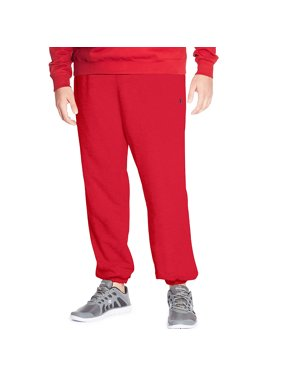 Champion Big & Tall Men's Fleece Pant, Crimson - Size 3XL