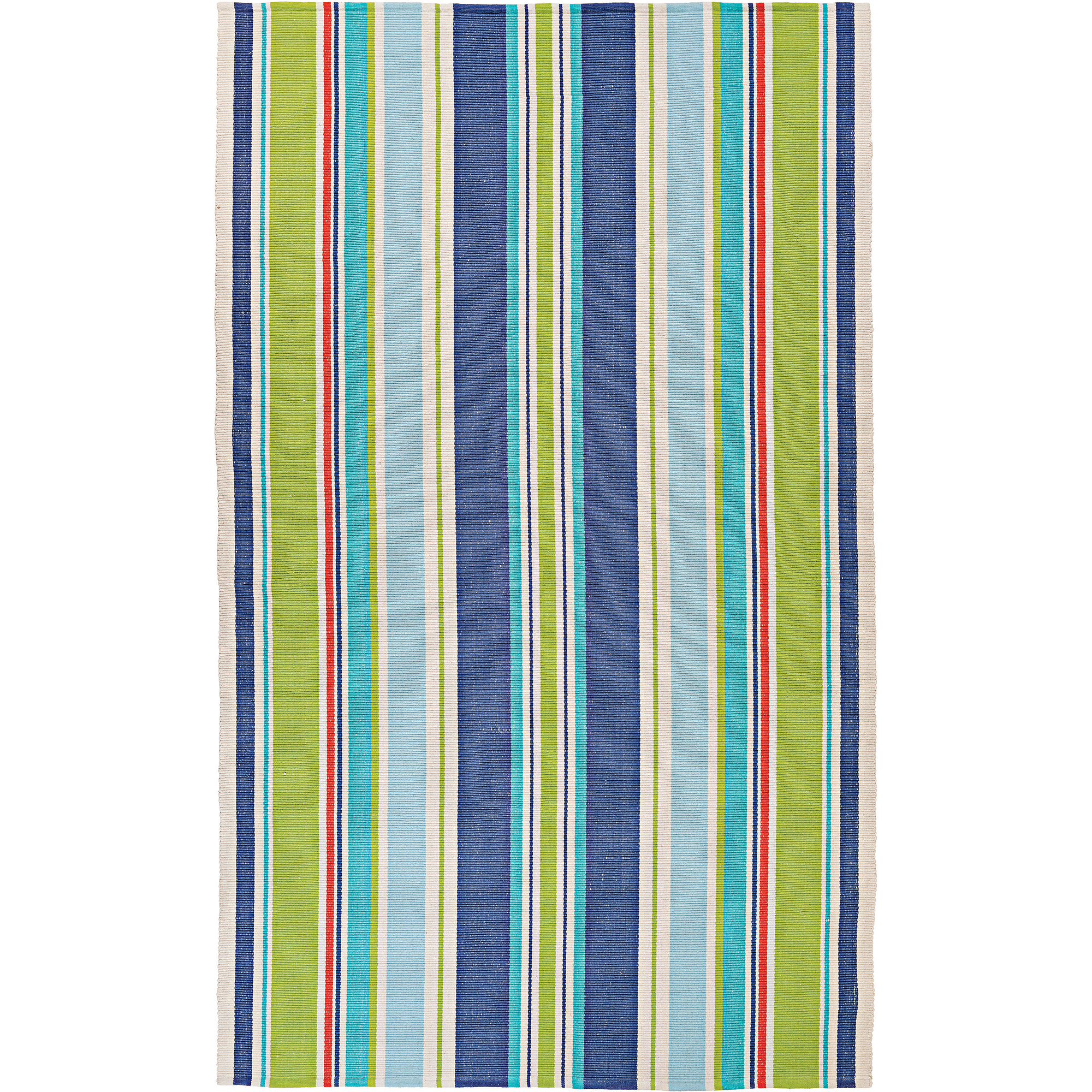 Couristan Bar Harbor Rug, Splish Splash