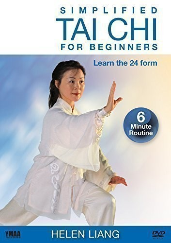 Simplified Tai Chi For Beginners 24 Form by YMAA PUBLICATION