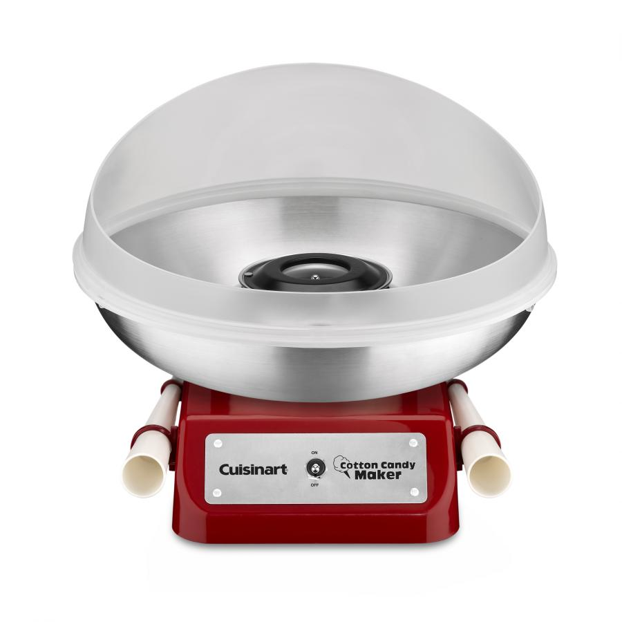 Cuisinart Cotton Candy Maker, Red