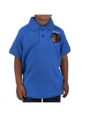 Ed Hardy Toddlers Panther Polo