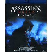 Assassin S Creed Lineage Dvd Walmart Com Walmart Com