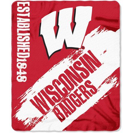 Wisconsin Badgers Soft Football - NCAA Wisconsin Badgers 50