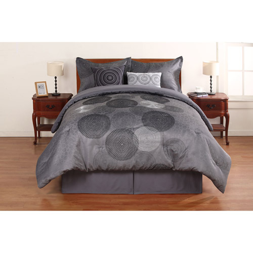 Hometrends Comforter Set Collection, Circles