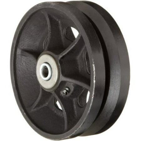 Rollers Parallel Straight Edge (RWM Casters VIR-0620-08 6