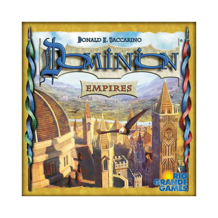 Dominion: Empires (Age Of Empires 3 Board Game Rules)