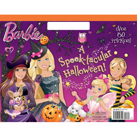 A Spook-tacular Halloween! (Barbie)