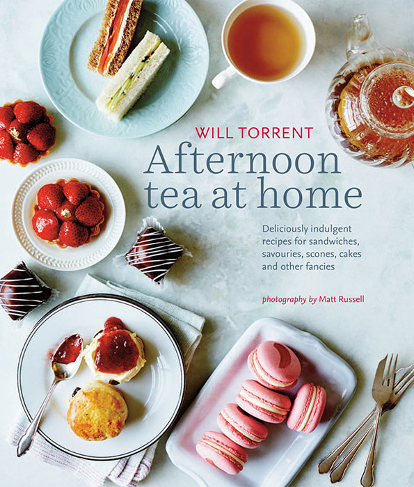 Afternoon Tea at Home: Delicious Indulgent Recipes for Sandwiches, Savouries, Scones,... by